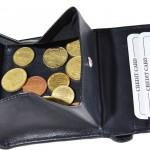 Geldbörse Echt-Leder
