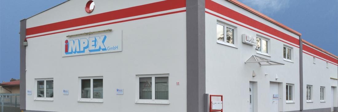 iMPEX Lederwaren Firmengebäude